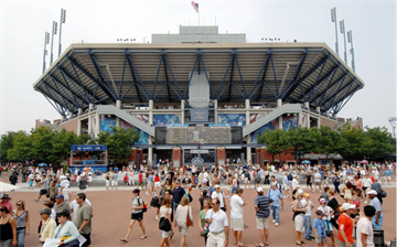<small style=font-size: 83%>USTA Billie Jean King National Tennis Center</small><br />