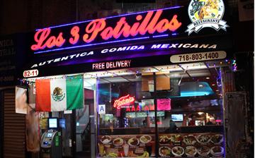 Los Tres Potrillos (Bar & restaurant)<br /> <small>111-16 Roosevelt Ave, Corona, NY 11368</small>