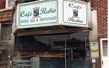 Cafe Rubio<br /><small>9805 Northern Blvd, Corona, NY 11368</small>